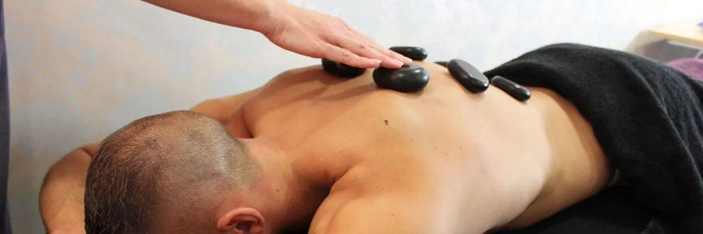 Hot Stone Massage at Mi:Skin Beauty Salon