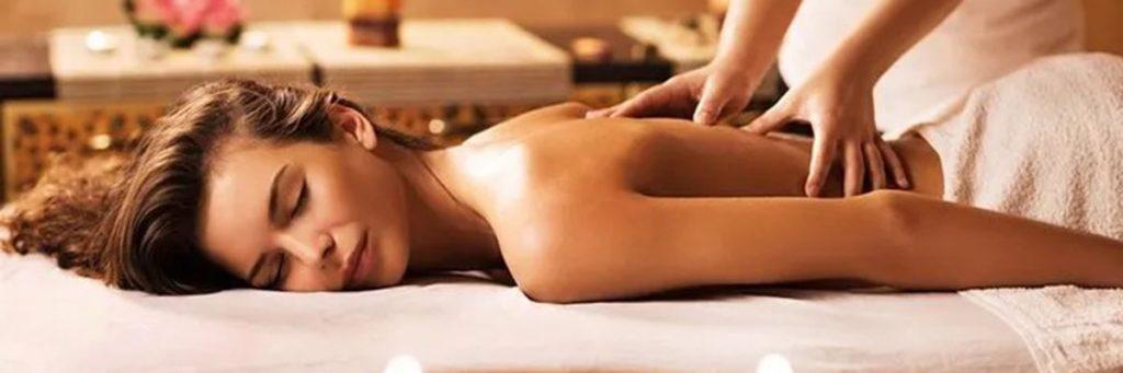 Swedish Massage at Mi:Skin Beauty Salon